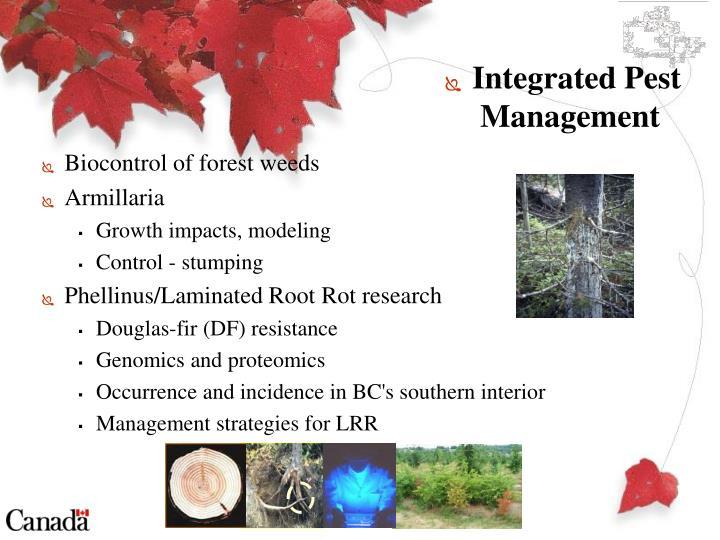 Integrated Pest