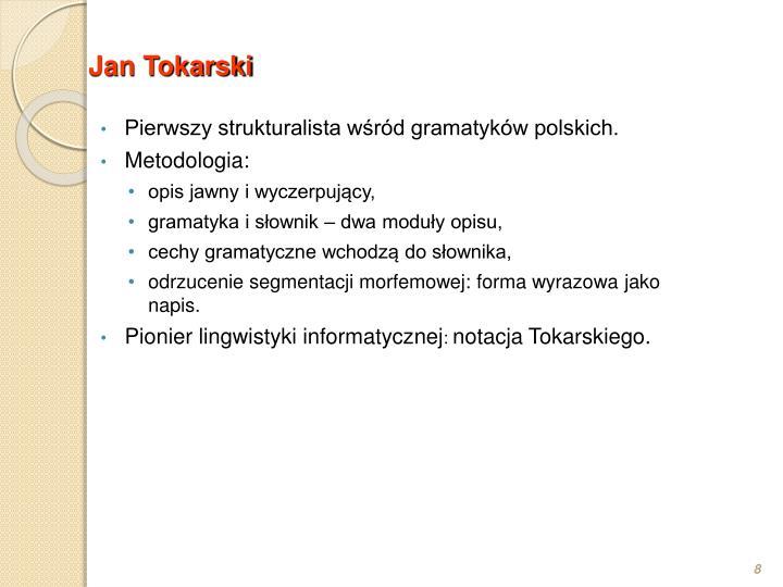 Jan Tokarski