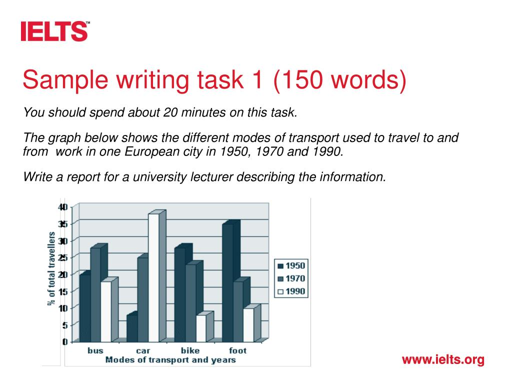 PPT - IELTS: The Real-life Test for the Real World NAFSA