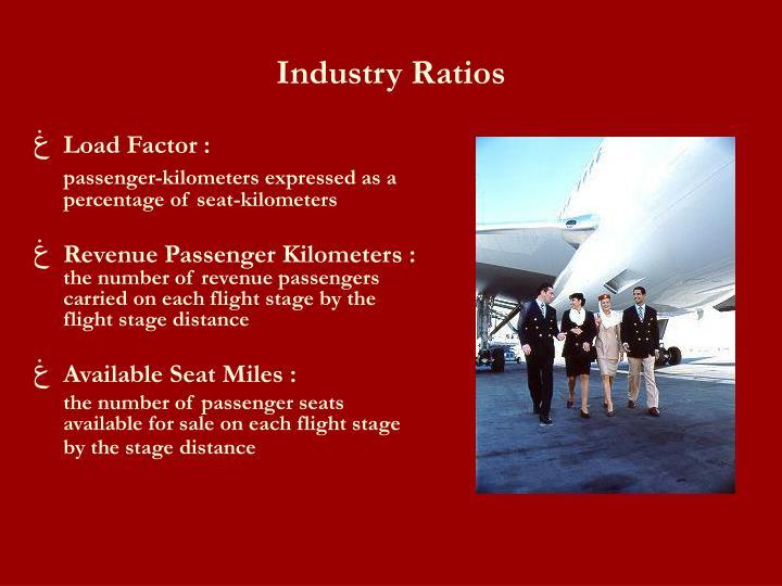 Industry Ratios