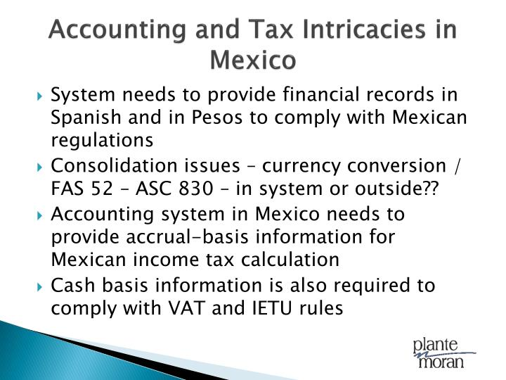 PPT - A Roadmap to Starting Operations in Mexico / IMMEX ...