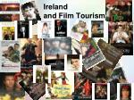 ireland and film tourism
