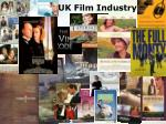 uk film industry