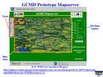gcmd prototype mapserver
