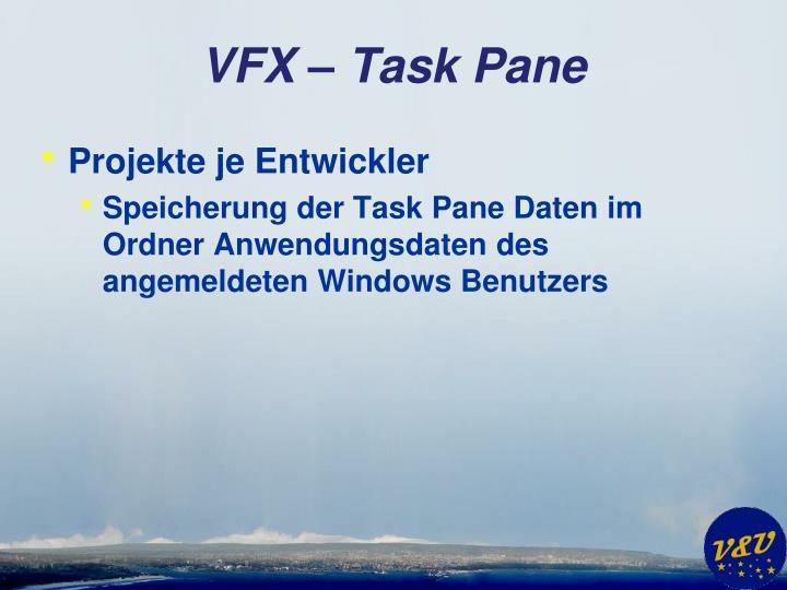 VFX – Task