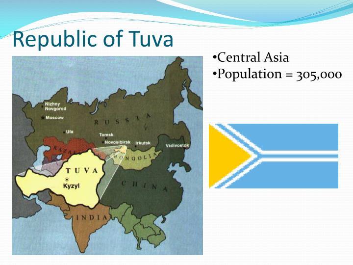 Republic of Tuva