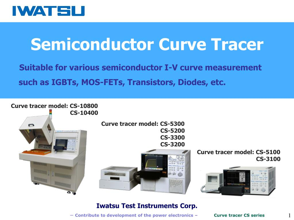 Ppt Contribute To Development Of The Power Electronics Curve Tracer Adaptor Circuit Schematic Cs Series Powerpoint Presentation Id4168703