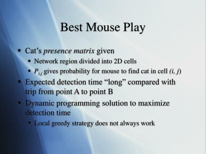 Best Mouse Play
