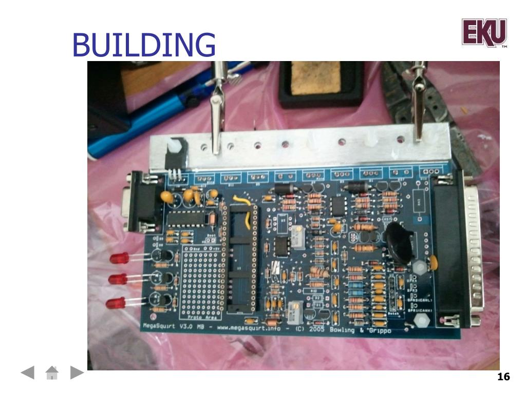 PPT - DIY Engine management system: Take full control of your car