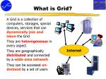 what is grid