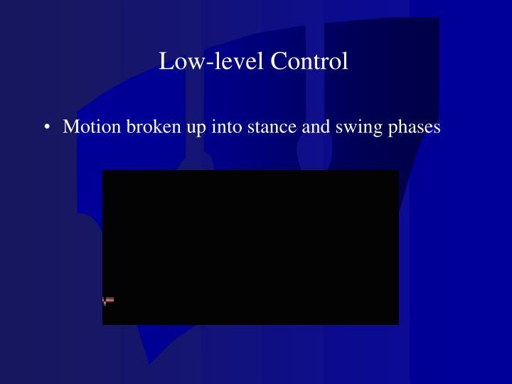 Low-level Control