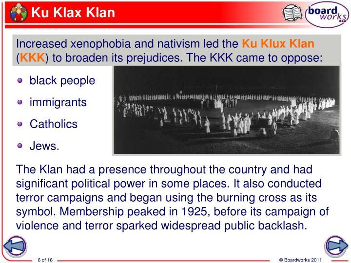 Ku Klax Klan