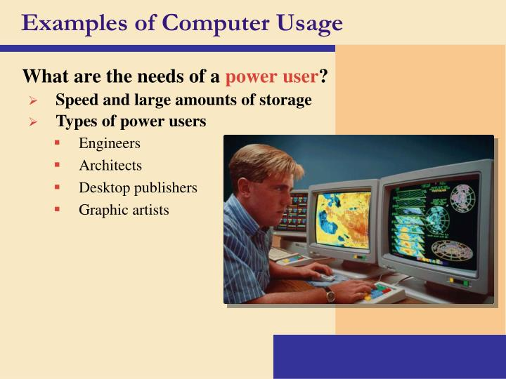 effect of computer usage to the Computers have a positive effect on society by providing immediate access to information regarding most areas of human endeavor computers are beneficial in areas such as business transactions and record keeping, science and medicine, education, communications, transportation and entertainment.