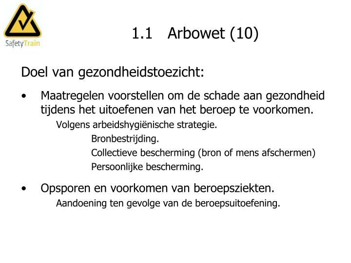 1.1   Arbowet (10)
