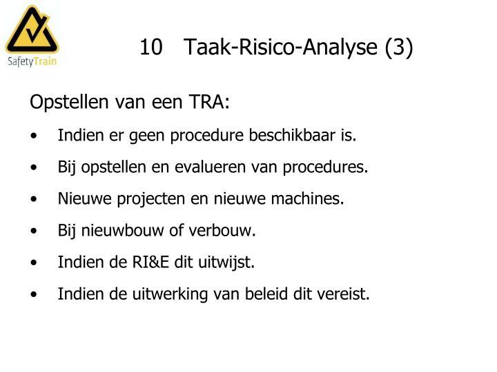 10   Taak-Risico-Analyse (3)