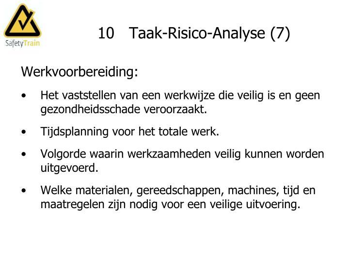 10   Taak-Risico-Analyse (7)