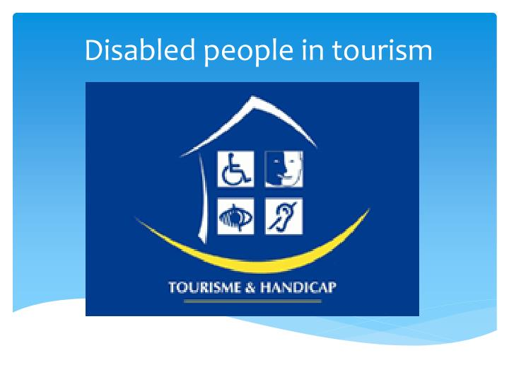 disabled people in tourism n.