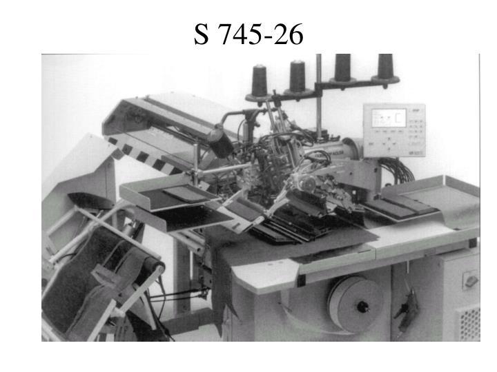 S 745-26
