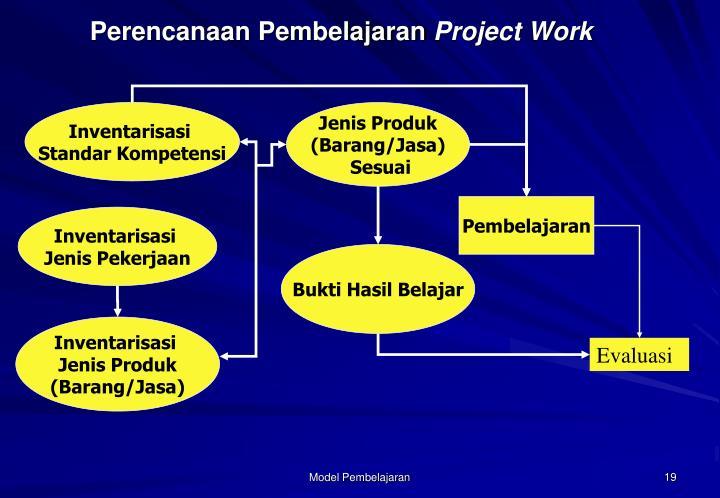 Perencanaan Pembelajaran