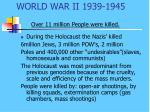 world war ii 1939 1945