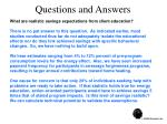 questions and answers2
