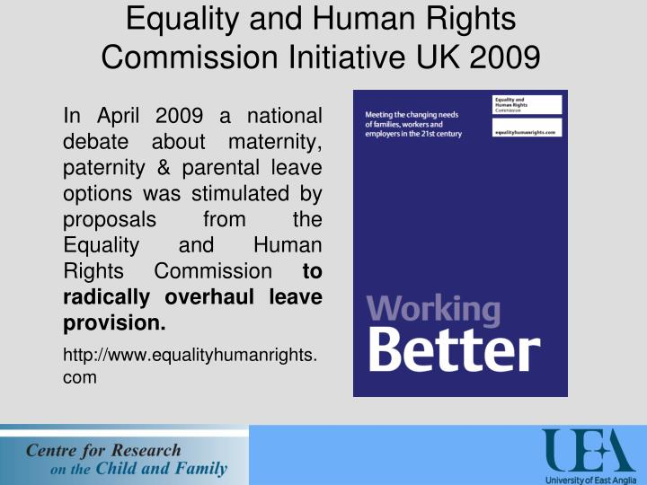 equality and human rights commissio essay The inspection team uses the key lines of enquiry and information from the planning stage to structure their equality and human rights publications press and media.