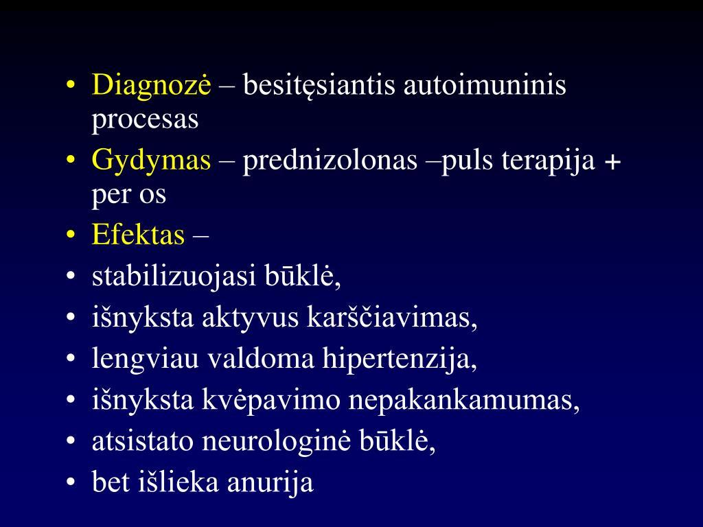 hipertenzija neurologinė hipertenzija, kodėl kraujospūdis kyla naktį