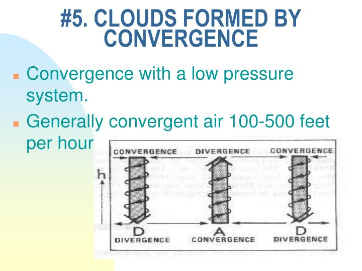 #5. CLOUDS FORMED BY CONVERGENCE