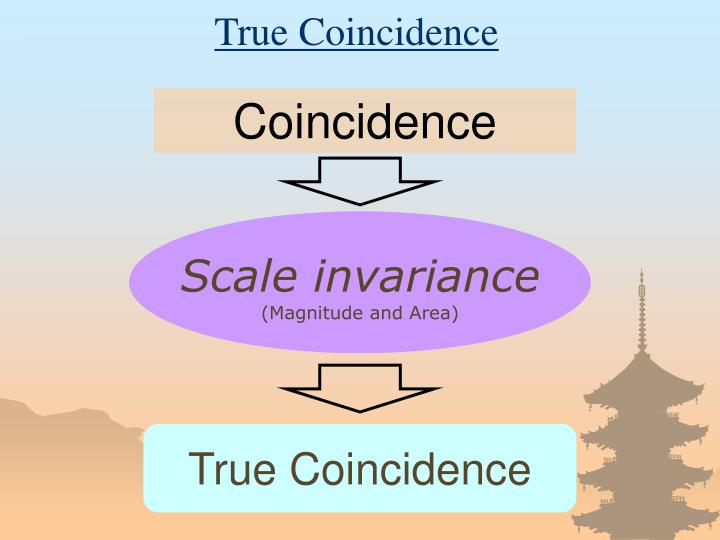 True Coincidence