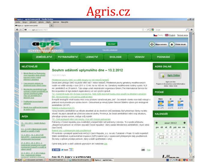 Agris.cz