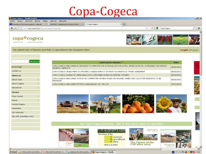Copa-Cogeca
