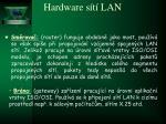 hardware s t lan16
