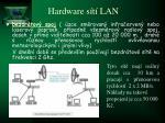 hardware s t lan3
