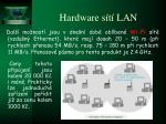 hardware s t lan4