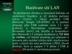 hardware s t lan7
