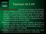 topologie s t lan2