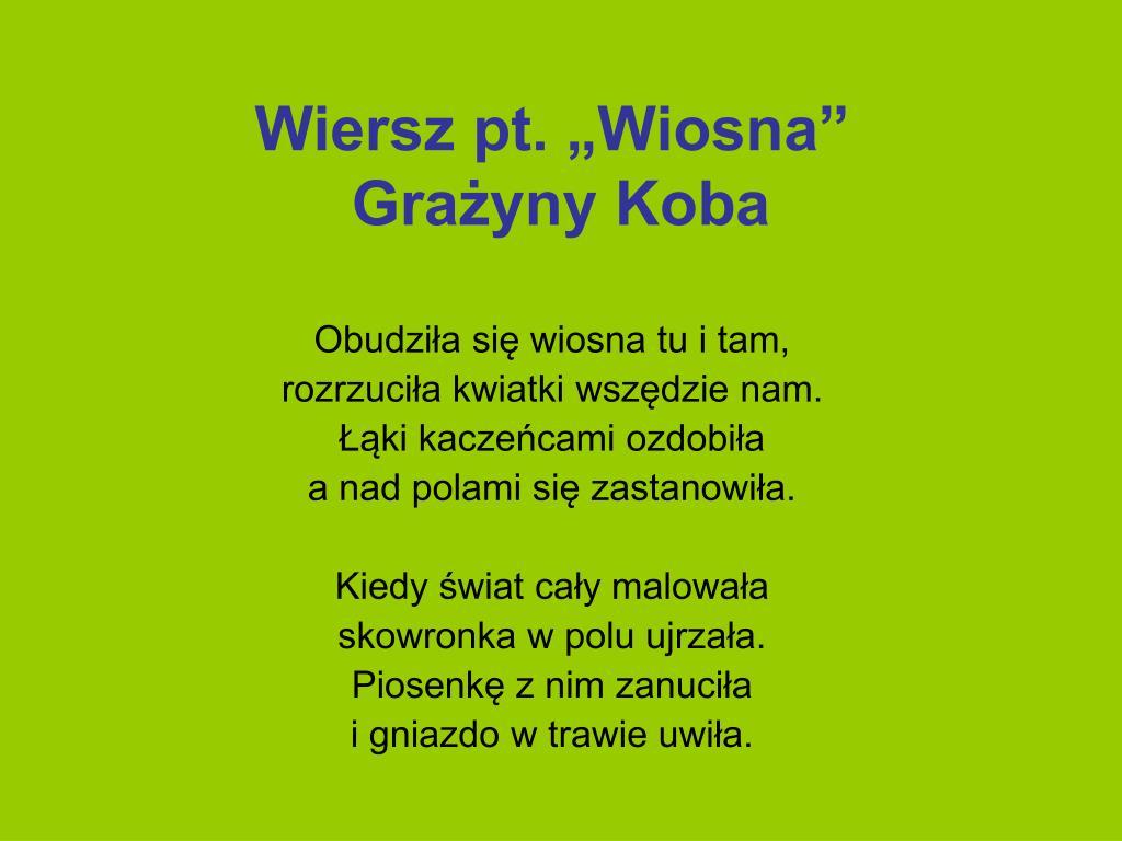 Ppt Mgr Krystyna Lucyna Masłowska Powerpoint Presentation