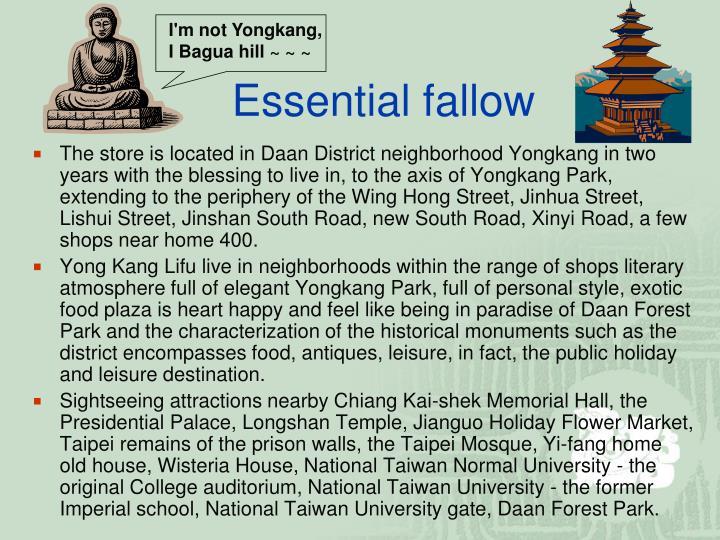 I'm not Yongkang, I Bagua hill ~ ~ ~