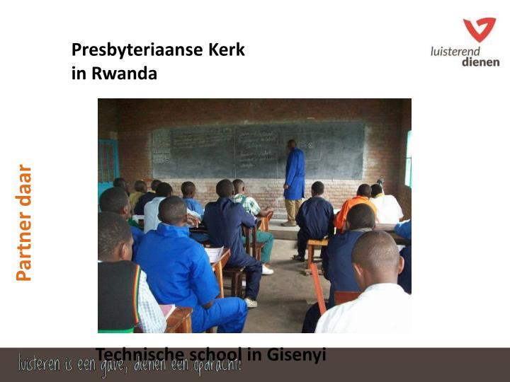 Presbyteriaanse Kerk