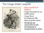 the congo under leopold