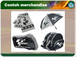 contoh merchandise