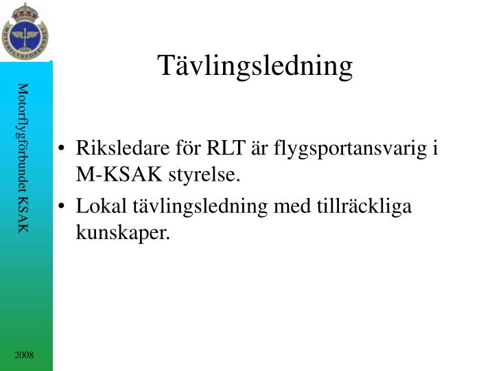 T vlingsledning