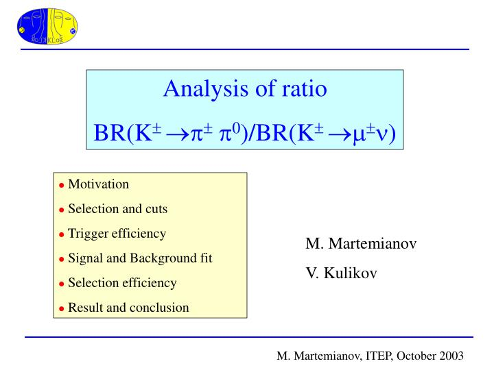 conclusion for ratio analysis 6 2 quick ratio or acid test quick ratio = current assets less inventories (times) current liabilities this ratio measures the immediate solvency of a business as it removes the inventories out of the.