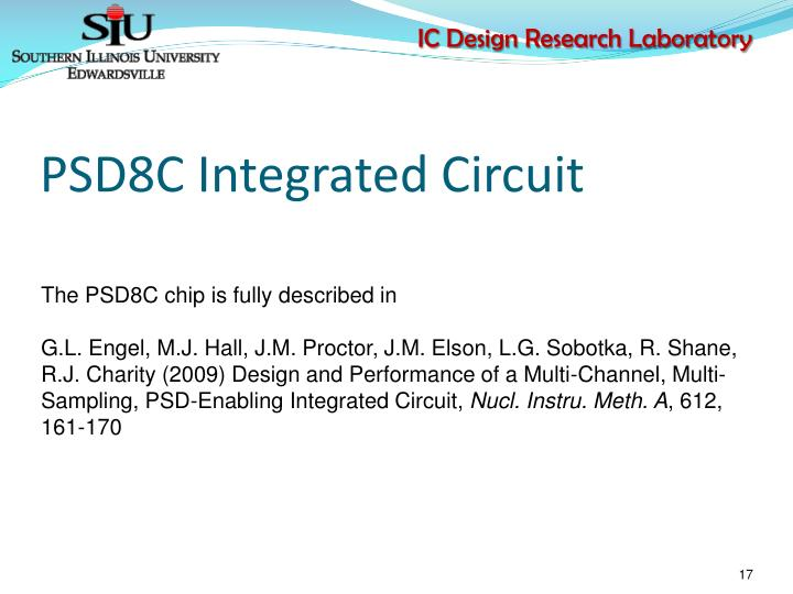 PSD8C Integrated Circuit