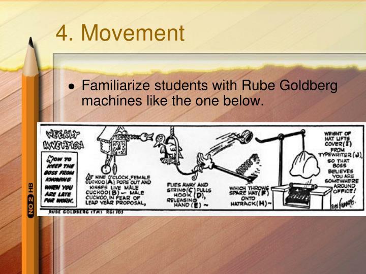 4. Movement