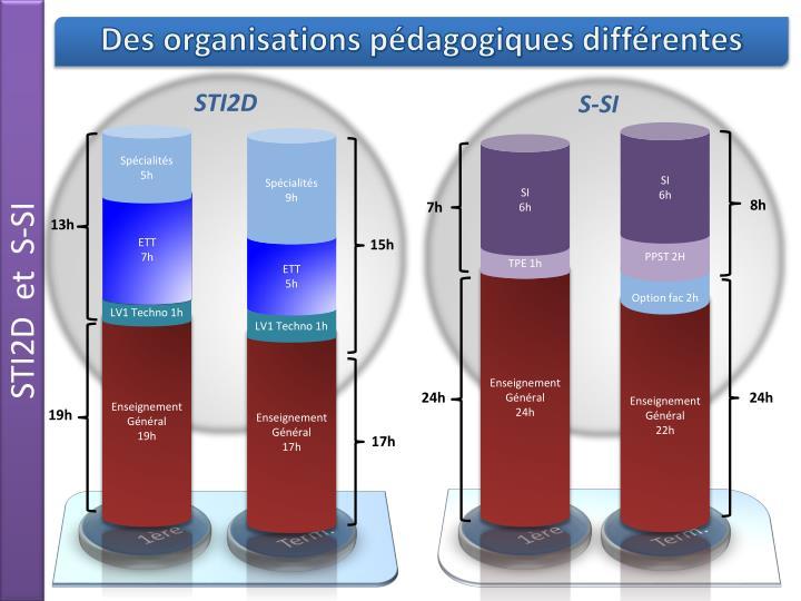 STI2D  et  S-SI