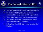 the second glider 1901