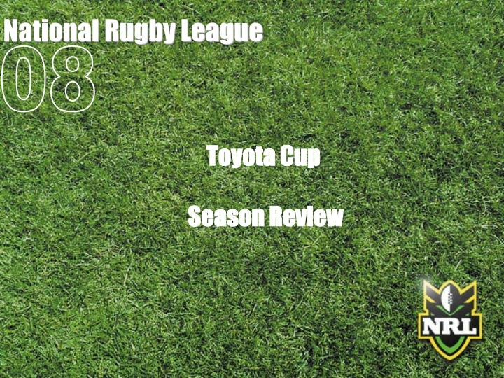 national rugby league n.