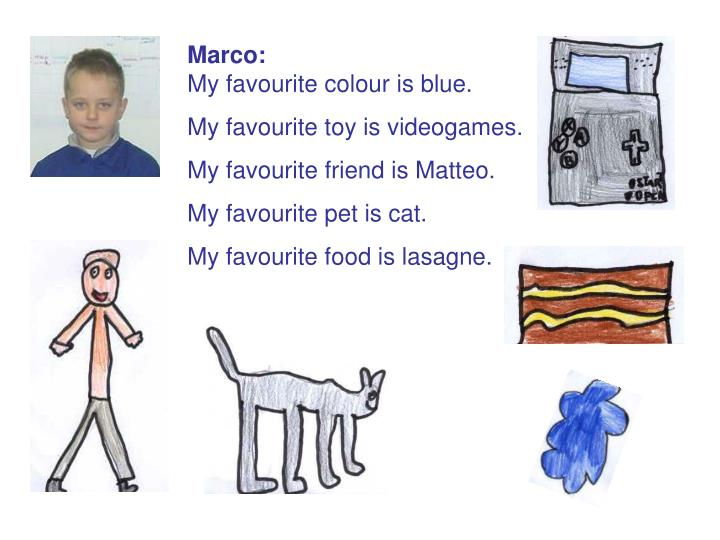 Marco: