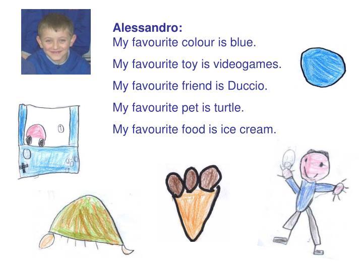 Alessandro:
